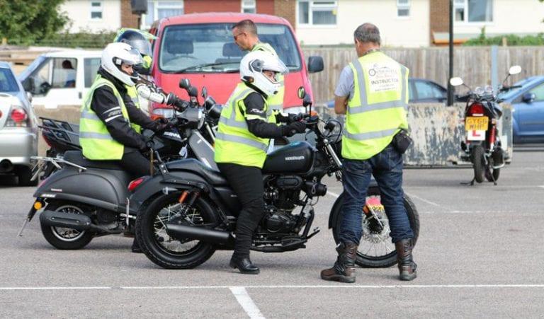 sinnis cbt rider training