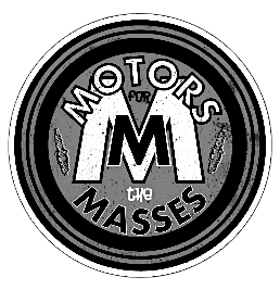 motors for the masses logo