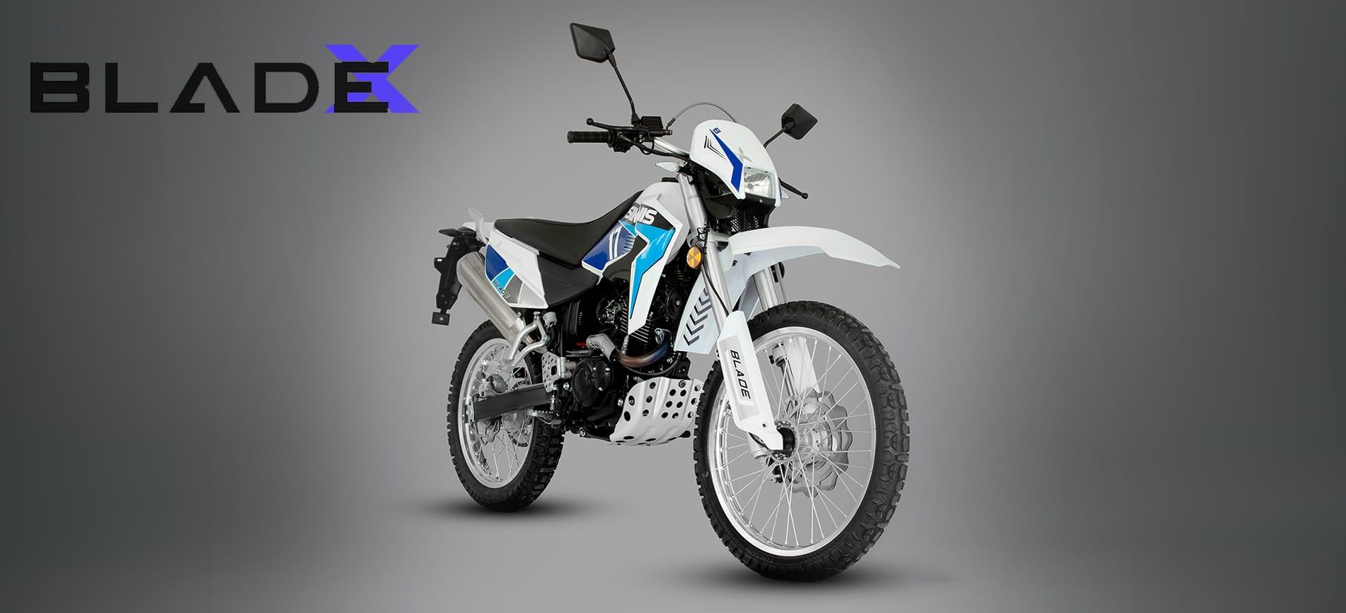 Sinnis Blade X 125cc Motorcycles Motorbike