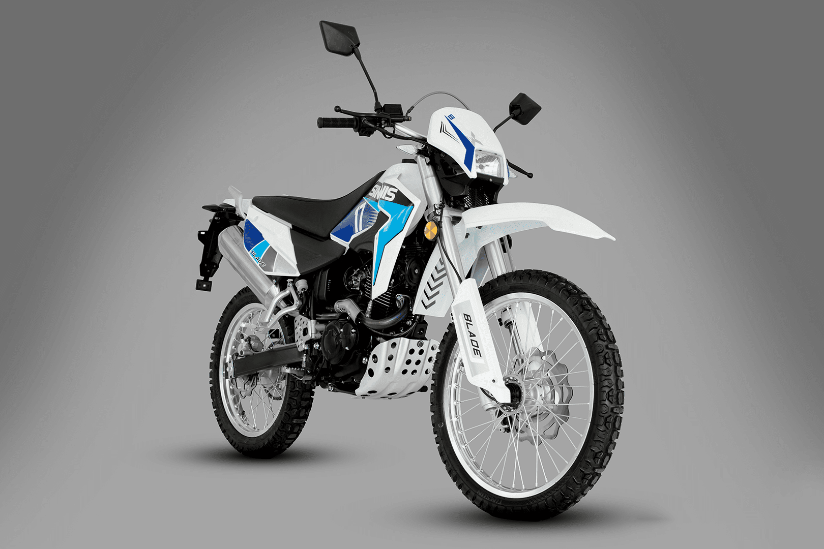 Sinnis blade X 125cc studio image